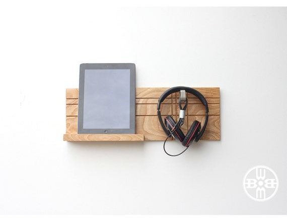 Headphone rack headphone stand ipad wall mount headphone - Wall mount headphone holder ...