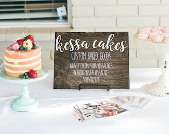 Custom weeding cake