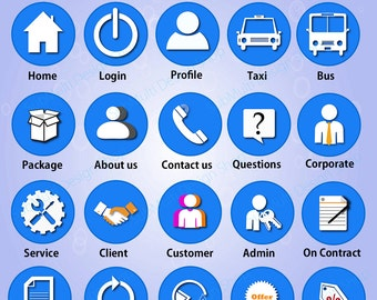 web page icons / graphic icons / icons / web icons / commercial use / personal use / svg icon / png / icons with name / social media icon
