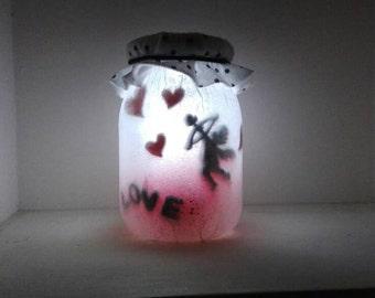 Capture jar lanterns Dreams Love and Birth