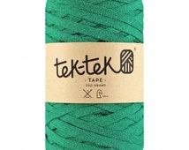 Tek-Tek Fabric Tape - Grass Green