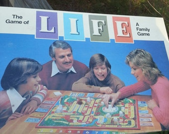 Game Of Life 1980's
