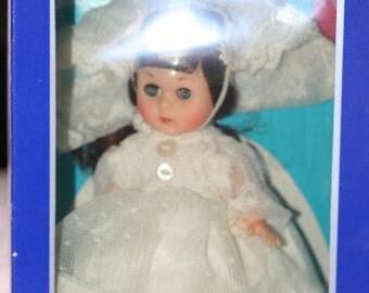 MIB 1984 Communion Ginny Doll