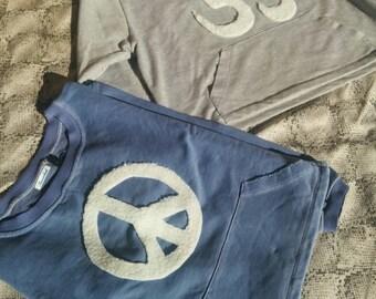 Sweatshirt Om & Peace
