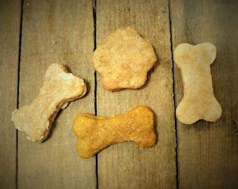 All Natural Vegan Dog Treats - Large Bone Variety Pack