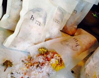 Healing Bath Salts