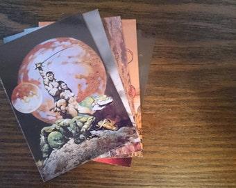 Fantasy Art Trading Card Grab