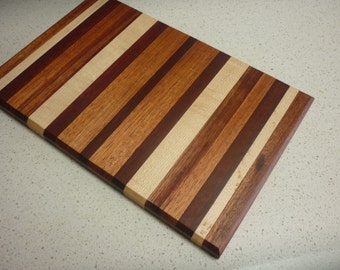 Cheese platter / serving board Tasmanian hardwood