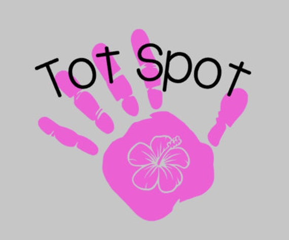 Tot Spot Car Decalkid Decalssafety Firstkid Safetystay - Make your own car decal