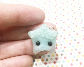 Kawaii Starfish Charm