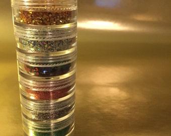 Glitter stack