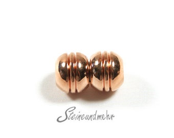 1 x magnetic Ø4mm rose gold art. 0780