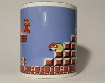Mug Nintendo Super Mario Bros 2
