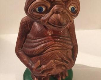 80's Vintage E.T Piggy Bank