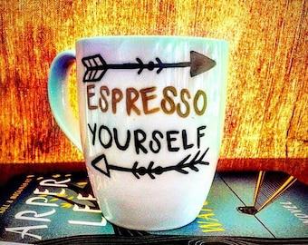 Caffeine Cups