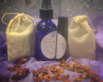 Peace and Comfort Blend Gift Set