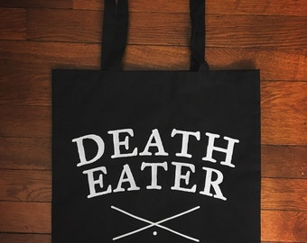 Death Eater Tote Bag Harry Potter