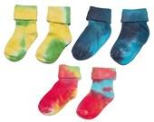 Hand Dyed Socks Set of 3 ...
