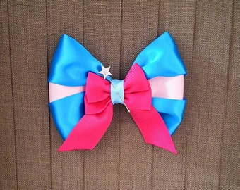 Disney Inspired Cinderella's Fairy Godmother Hair Bow