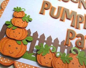 Pumpkin Birthday Decorations,Our Little Pumpkin,Pumpkin Baby Shower Decorations,Pumpkin Patch Sign,Pumpkin Patch Birthday, Pumpkin Decor