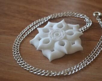 3D Printed Mandala Pendant