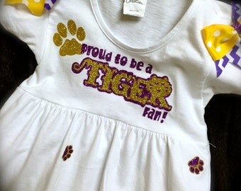 Tigers Fan-Dress