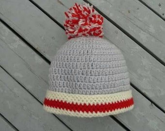 Low wool Tuque