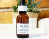 calm + hydrate | organic vanilla pine body oil