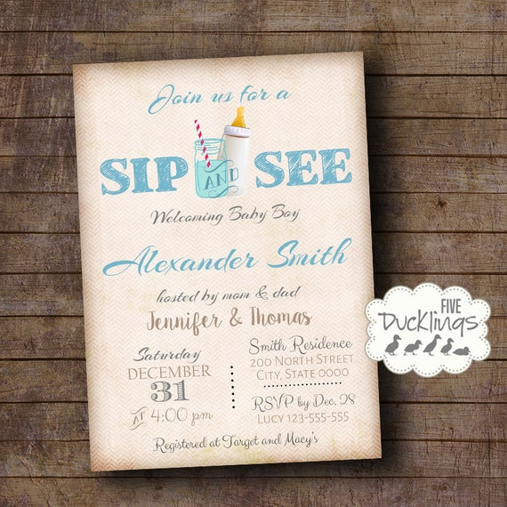 Invitation letter new born baby 28 images baby shower invitation invitation letter new born baby sip and see invitation welcome baby invite baby boy stopboris Gallery