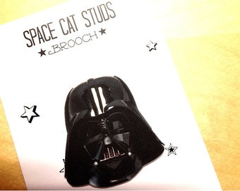 Darth Vader - Star Wars Brooch