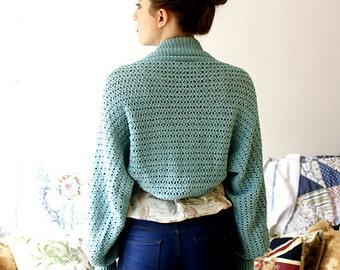 Gipsy Soho Shurg (PDF crochet pattern)