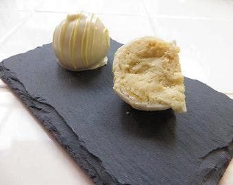 Lemon Twist Cake Truffles 12 pcs