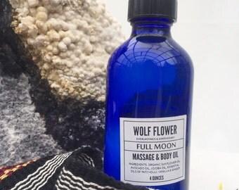 Full Moon Massage & Body Oil