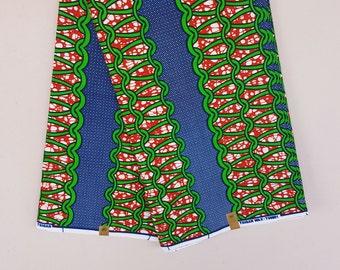 Ankara African Print / Ankara Fabric / Wax Print / African Cloth/ Bright Fabric/ Bright material
