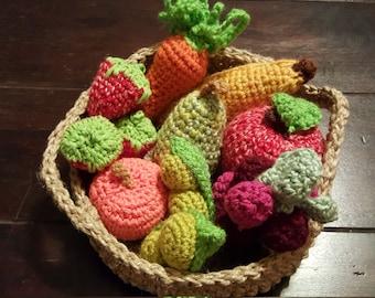 Fruits & Veggies Basket