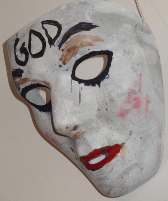 How to Make the Purge Anarchy God Mask