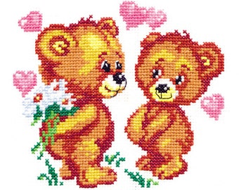 Cross Stitch Kit For you