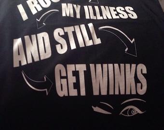 I rock my illness