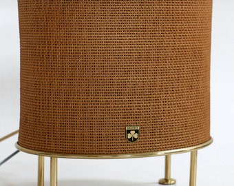 Bijzondere GRUNDIG Table top Speaker HIFI 57