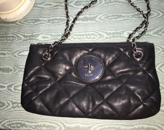 DKNY Gansvoort Nappa Quilted Leather Bag