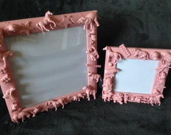 Girls toy picture frame