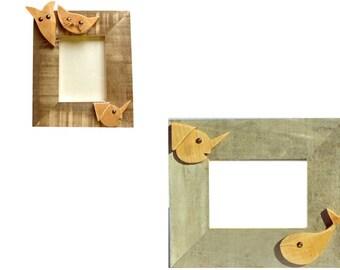 Wood Picture Frame Door-Pinocchio