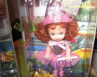wizard of oz tommy dolls/lullabye girl/lollypop munchkin.