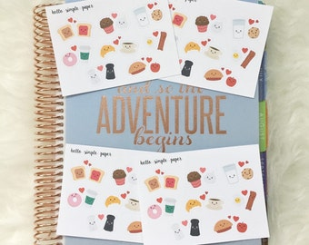 Kawaii Perfect Pair Planner Stickers