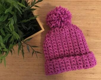 XL Pom Hat
