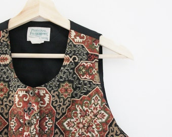 SALE Vintage Vest