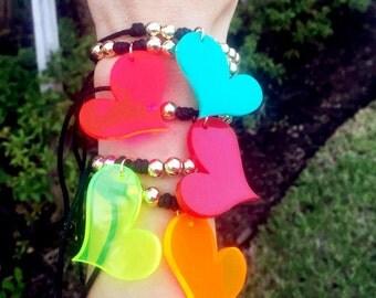 Cute Hearts bracelet