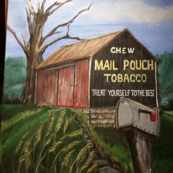 Mail Pouch Barn By CrossofHeART On Etsy