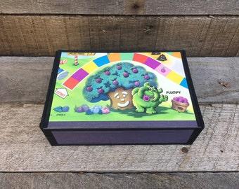 Game board box - vintage Candyland
