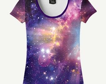Cosmos T-shirt, Cosmos Shirt, Women's T-shirt, Women's Shirt
